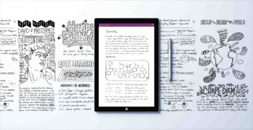 SurfacePro3_OneNote